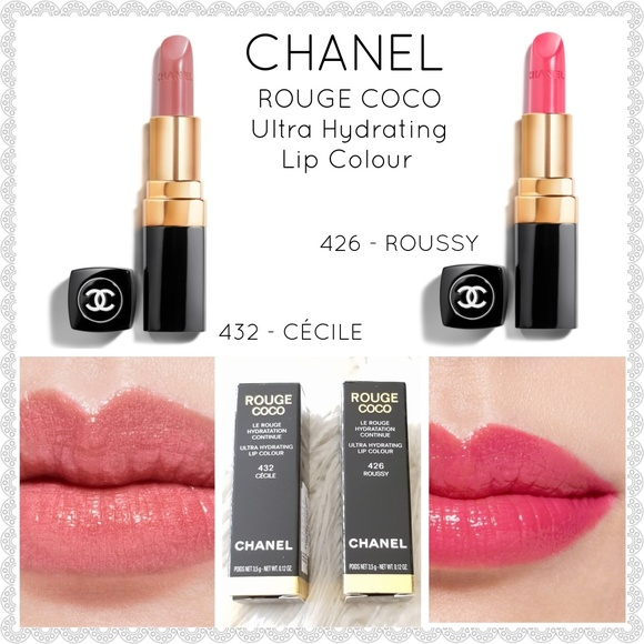 aa1b447b74 New♥️CHANEL ROUGE COCO Ultra Hydrating Lip Colour NWT